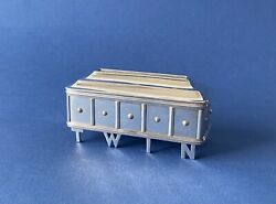 Rare Edwardian Solid Silver Masonic Table Snuff Casket - 1909 - Bert And Co