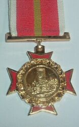 Medals-original 1975 South West Africa Police Star For Outstanding Service