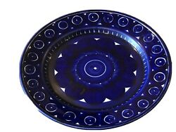 Discontinued Arabia Of Finland, Valencia Dinner Plate