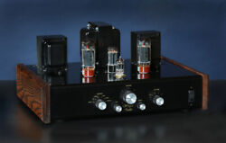 New Wright Audio Se6 Triode Tube Single-ended Stereo Integrated Amplifier