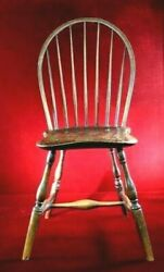 Windsor Arm Chair Antique Wooden