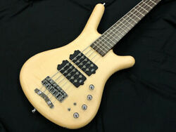Warwick Guitar Shipped From Japan Good Condition Free Shipping