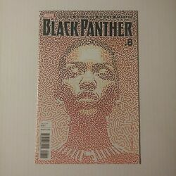 BLACK PANTHER #8 NM HIGH GRADE BRIAN STELFREEZE COVER COATES 2017 MARVEL COMIC