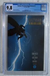 The Dark Knight Returns 1 Cgc Universal 9.8 White Pages First Print 3/86 Miller