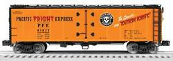 Lionel 81839 Pacific Fright Express Steel-sided Refrigerator Car