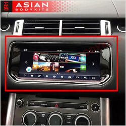 For Range Rover Sport L494 13 - 17 Android Head Unit Car Play Navigation Gps