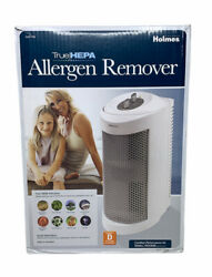 Holmes Allergen Remover Air Purifier Mini-tower With True Hepa Filter Hap706