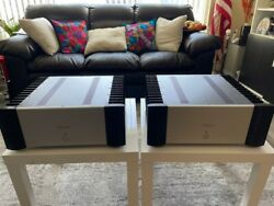 Classe Monoblocks Amplifiers Recapped And Is Great Condition Pair..