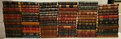 Easton Press Leather Bound Lot Of 73 Books From 100 Greatest Books Ever Written