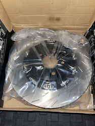 2015-2021 Dodge Charger/challenger Srt Hellcat Front/rear 2pc Slotted Rotors