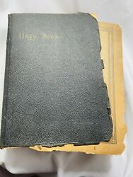 The Holy Bible Containing The Old And New Testaments King James Version Damaged