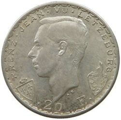 Luxembourg 20 Francs 1946 Top C49 1383