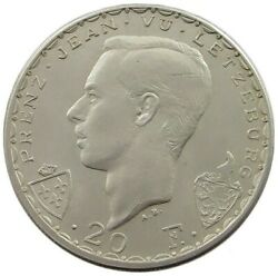 Luxembourg 20 Francs 1946 Top C48 3429