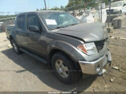 Automatic Transmission 6 Cylinder Crew Cab 4wd Fits 08 Frontier 1957066