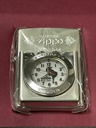 Zippo Time Light Windy Limited Edition Compass Backlight Lite Since 1932 1997