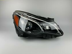 Mercedes Benz E Class Coupe W207 Full Led Headlight Right Lamp Oem A2079064400