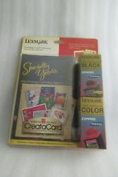 Greeting Card Collection Software Lexmark 12a1980 And 12a1970 Ink Cartridges