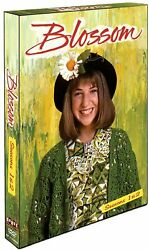 Blossom Complete First Second Seasons Series 1 And 2 Tv Show Dvd New Mayim Bialik