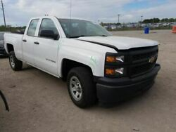 Driver Front Door Classic Style Fits 14-19 Silverado 1500 Pickup 1948466