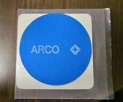 Arco Gas Co. 1970s Advertising Jar Opener Promotional Giveaway Mip Gift