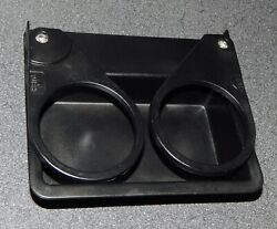 1992-1995 Mitsubishi Expo Cup Drink Holder Center Console Mounted Insert 1993