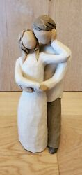 Willow Tree Together Susan Lordi Collectible Figurine 9 Tall Year 2000.