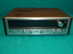 Vintage Pioneer Sx-636 Stereo Receiver -- Free Shipping