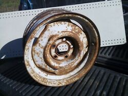 Original 1960and039s-70and039s Dodge Plymouth Kelsey Hayes Steel Wheel 15x5.5 Mopar