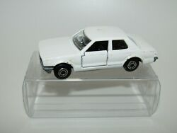 Matchbox Superfast No 55 Ford Cortina Pre-production Colour Trial In White Rare