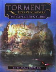 Torment Tides Of Numenera The Explorer Brand New Free Shipping In The Us