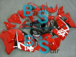 Red Gsxr1300 Fairing With Tank Seat Fit Gsx-r1300 99 00 01 02 97-07 36 A7