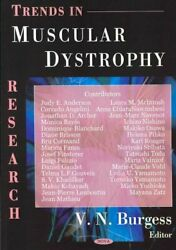 Trends In Muscular Dystrophy Research, Paperback By Burgess, V. N. Edt, Bra...