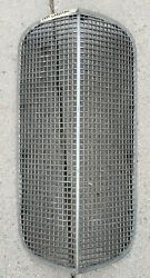 1937 Cadillac Fleetwood Chrome Grille Gm Oem