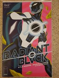 IMAGE COMICS RADIANT BLACK #1 COVER A CHO NM Combined Shipping Available