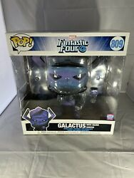 Funko Pop Galactus With Silver Surfer 809 Funkon 2021 Limited 1500