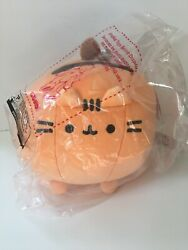 Gund Pusheen Squisheen Jack-oandrsquo-lantern Sold Out Limited Edition Plush Sealed