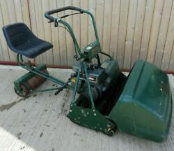 Atco Royale 30in Cylinder Mower Seat And Grass Box Nice Lawn Or Cricket Square