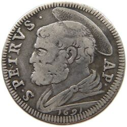 Papal States Grosso 1691 Innocent Xii. T150 223