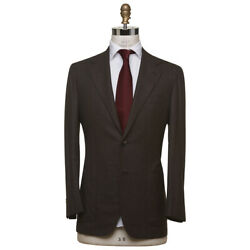 New Kiton Suit 100 Wool 14 Micron Size 38 Us 48 Eu R8 S21a36