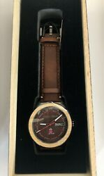 Original Grain Menandrsquos Watch Angels Baseball 42mm New With Tags Rawlings Band