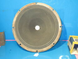 Zenith Radio Parts 1938-1939 10and039and039 Speaker Off 7s-363 Console Excellent Cone