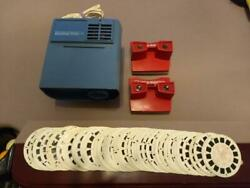 View-master Projector 2 Viewers 65 Reels