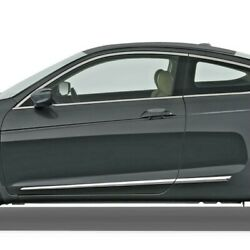 For Honda Accord 2dr 2008-2012 Lower Chrome Side Moldings Lcm-acc2-27-28-29-30