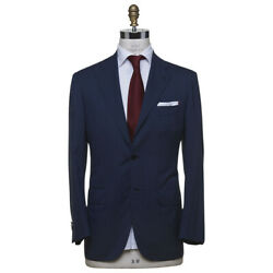 New Kiton Suit Wool 14 Micron Size 38 Us 48 Eu R7 S21a131