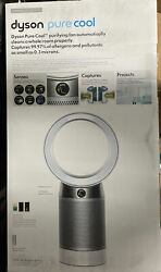 Dyson Dp04 Pure Cool Air Purifier And Air Multiplier Cooling Fan New
