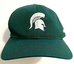 1965-66 Ncaa Michigan State Spartans Football Champs 45th Reunion M-l Hat Nwot