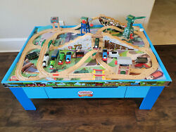 Thomas The Train Mixed Complete Set Table Is Not Included