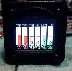 Insight G1 Graphic Engine Monitor With Cht Egt Lcd Color Graphic Display