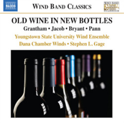 Gage/dana Chamber Winds/+-old Wine In New Bottles Uk Import Cd New