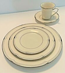 Noritake Lot Of 73 Pieces Sterling Cove Fine China, 7720 Service For 12 And More